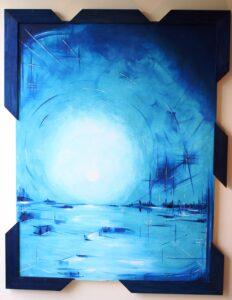 Pinturas azules