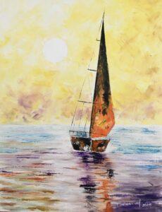 Pinturas barco