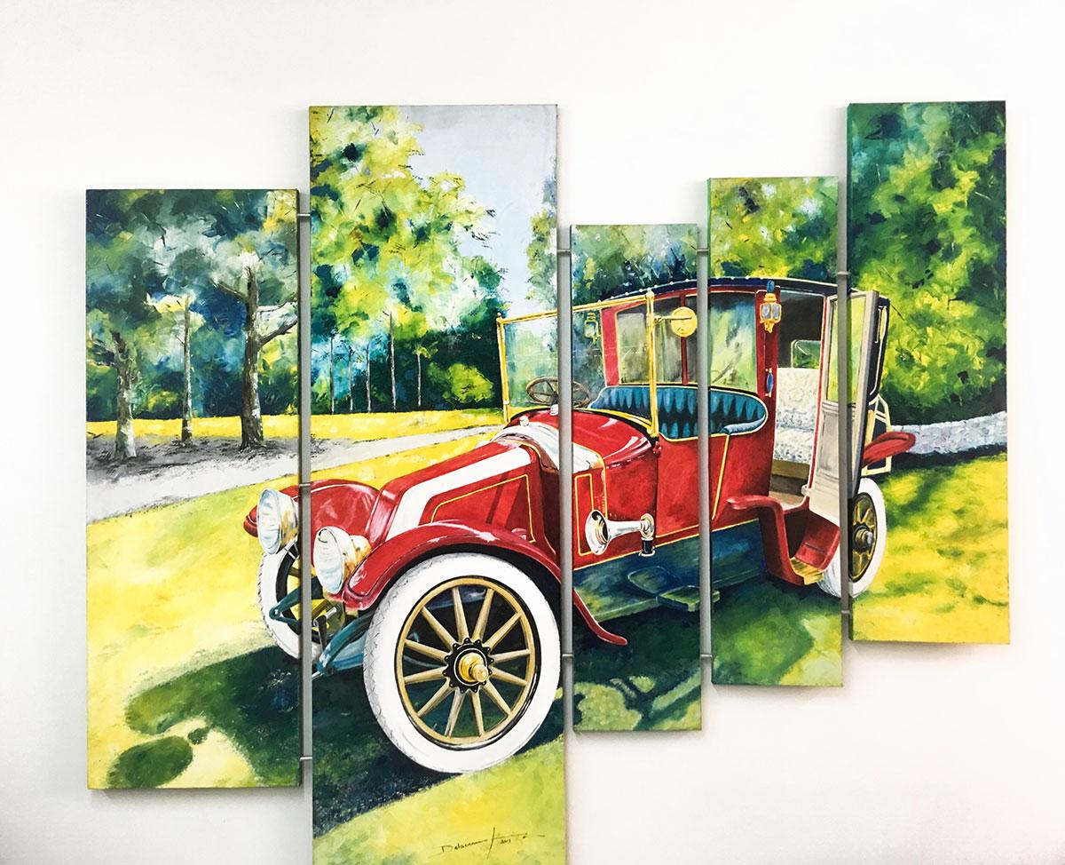Pinturas carros